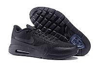 Кроссовки Nike Air Max 87 Ultra Flyknit Triple Black
