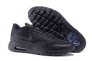 Кроссовки Nike Air Max 87 Ultra Flyknit Triple Black