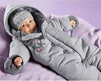 Комбинезоны зимние на деток