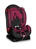 Автокресло F1 9-25 KG для ребенка с 1 года до 7 лет (мягкий вкладыш, ремни безопасности) ТМ Lorelli