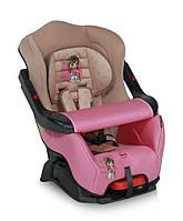Детское автокресло BUMPER 9-18 KG для детей с 9 месяцев до 4 лет (мягкий вкладыш, бампер, ремни безопасности) ТМ Lorelli