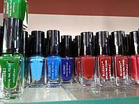 Краска для стемпинг дизайна,лак для стемпинга,Bluesky special nail polish 6 ml