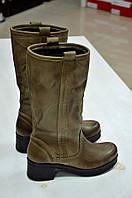 Сапоги демисезонные Moda Jessy коричневые -416