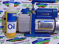 Вакуумный-насос VALUE VE-125 (1 ступень,70 л/мин.)