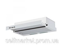 Кухонная вытяжка Borgio SLIM(R) white 50 см.