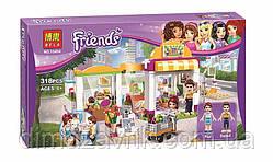 "Конструктор Bela10494 (Аналог Lego Friends 41118) ""Супермаркет"" 318 деталей"