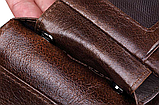 Кошелек коженный  kavis, фото 3