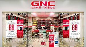 GNC – живи здорово!