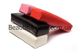 Подлокотник для маникюра, матовый ,цвета в ассортименте.