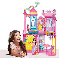 "Набор Barbie ""Радужный дворец"" / Barbie Rainbow Cove Princess Castle Playset"