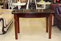 Стіл дерев'яний обідній, фото 1