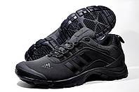 Кроссовки мужские в стиле Adidas Climaproof, Чёрные
