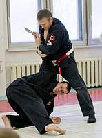 Индивидуальные уроки самообороны