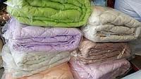 Одеяло евроразмер микрофибра\холофайбер 200х220, теплое