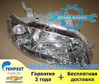 Фара правая электрическая Шевролет Авео Т200 ( -06) (TEMPEST) CHEVROLET AVEO T200