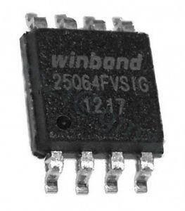 Мікросхема 25Q64FVSIG W25Q64 25Q64 SOP8, фото 2