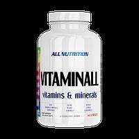 AllNutrition VitaminALL Vitamins & Minerals 120caps