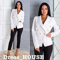 Женский пиджак в разных цветах л-6711