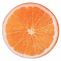 Подушка Апельсин 38х7 см