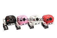 Профессиональный фрезер для маникюра DM-202, розовый