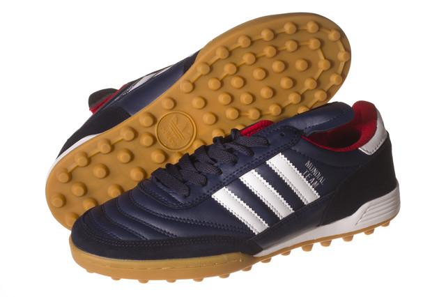 Сороконожки мужские  Adidas Mundial Team синие