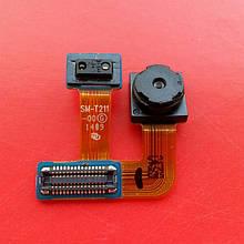Samsung Galaxy Tab3 T210 T211 шлейф камеры датчик приближения фронтальная передняя камера оригинал б/у