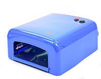 Уф Лампа для гель лака Master Синяя 808 (MPL)