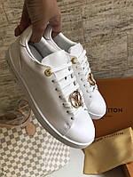 Крутые женские кеды Louis Vuitton FRONTROW