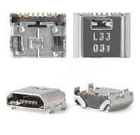 Разъем зарядки Samsung i9082, i8552, i9080, i9150, i9152, G361, G360 F(H.M), i8550, T111, T110, T560
