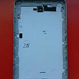 Samsung Galaxy Tab3 T210 крышка белая стекло камеры оригинал б/у, фото 2