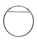 Кольцо для воздушной гимнастики c перекладиной (HOOP-3\P) 85см
