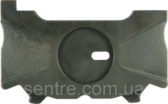 Р/к суппорта WABCO PAN17 прижимная пластина правая