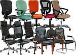 Разновидности и дополнительные возможности офисных кресел