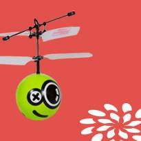 Летающие шары