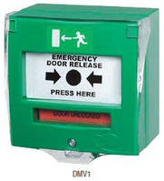 Кнопка экстренного выхода DMV