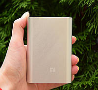 Павер Банк 10400-mah Xiaomi Серый