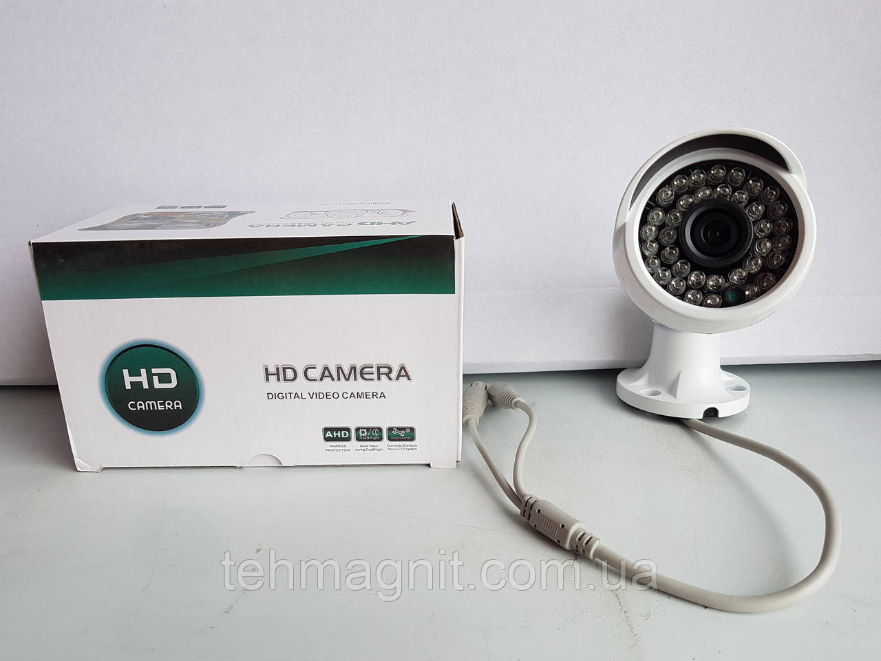 Камера видеонаблюдения наружная HD CAMERA YS-685 3,6мм , аналоговая камера видеонаблюдения.