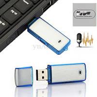 USB флешка диктофон на 8Гб 50 часов записи, фото 1
