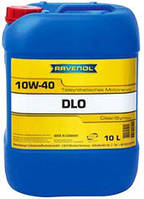 Полусинтетическое моторное масло Ravenol DLO 10w40