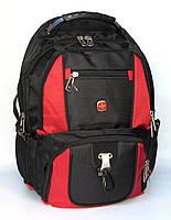 Качественный  городской  Рюкзак SwissGear для ноутбука, школы