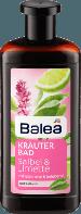 Пена для ванны Balea Salbei & Limette
