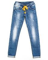 Женские джинсы на резинке 9213-550 T (25-30, 6 ед.) Colibri