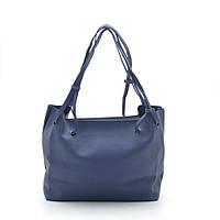 Женская сумка 2в1 6312 blue