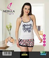 NEBULA Майка+шорты 200R