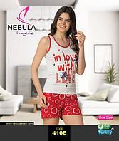 NEBULA Майка+шорты 410E