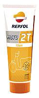 REPSOL Moto Town 2T (125мл) Моторное масло для 2-х тактных двигателей мото техники минеральное
