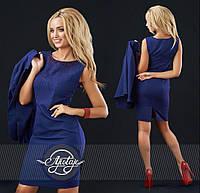 Женский костюм, платье с жакетом - 16620