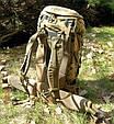Рюкзак тактичний Tasmanian Tiger Ranger 60 L khaki, фото 6
