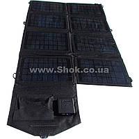 Cолнечное зарядное устройство Solar Power SM-5,5/18 28W, фото 1
