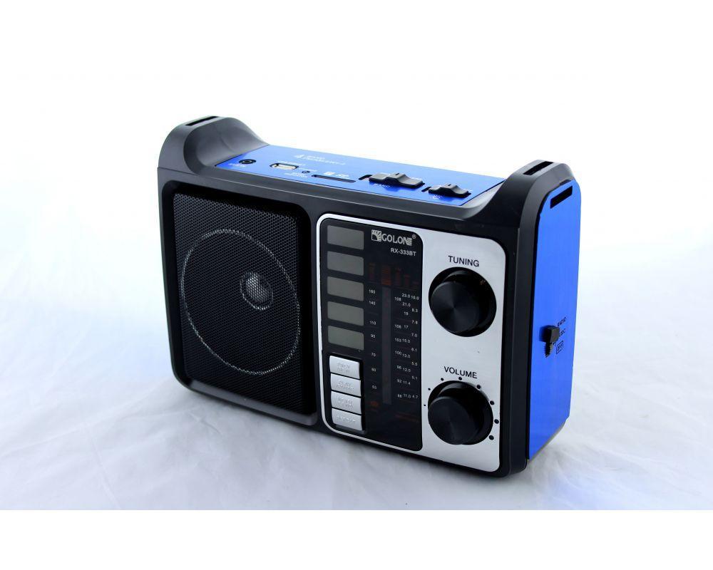 Радио GOLON  RX 333+BT c bluetooth
